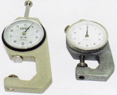 Pearl & Stone Dial Gauges